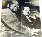 LP Count Basie and Lester Young at Newport