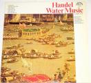 LP George Frideric Handel: Water Music