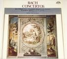 LP Johhan Sebastian Bach - Concertos