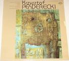 LP Krzysztof Penderecki - Capriccio, Kánon, Canticum Canticorum Salomonis, De Natura Sonoris