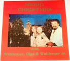 LP Merry Christmas with Waldemar, Olga & Waldemar Jr.