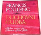 LP Francis Poulenc - Duchovní hudba