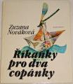 Nováková Zuzana - Říkanky pro dva copánky