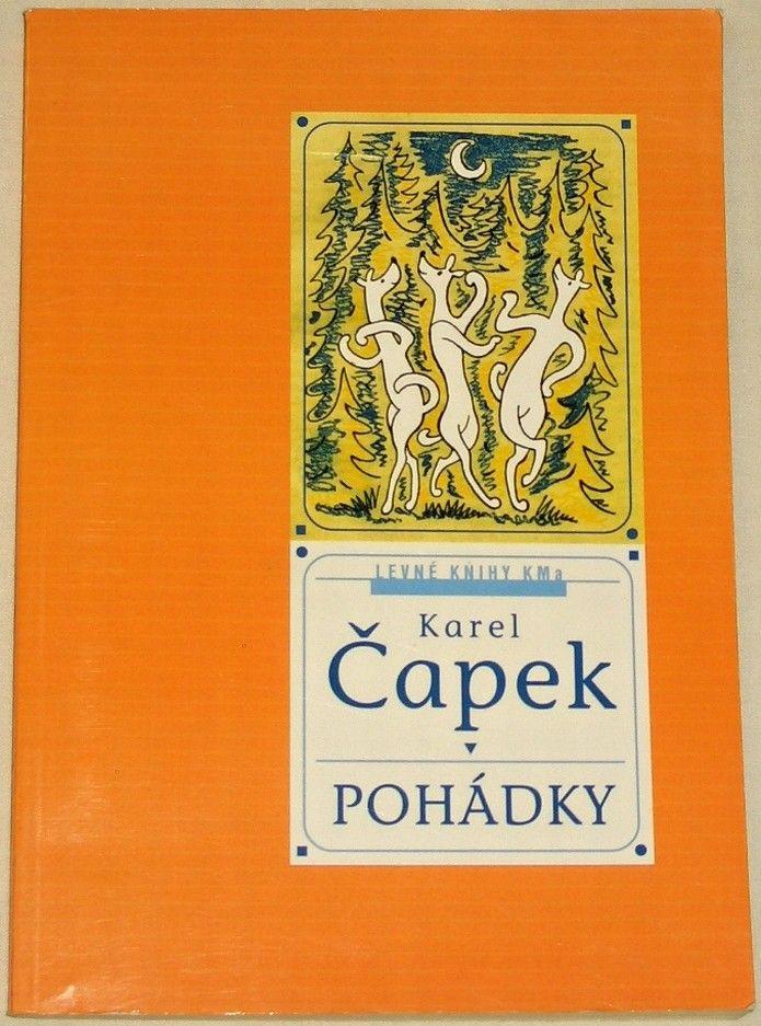 Čapek Karel - Pohádky