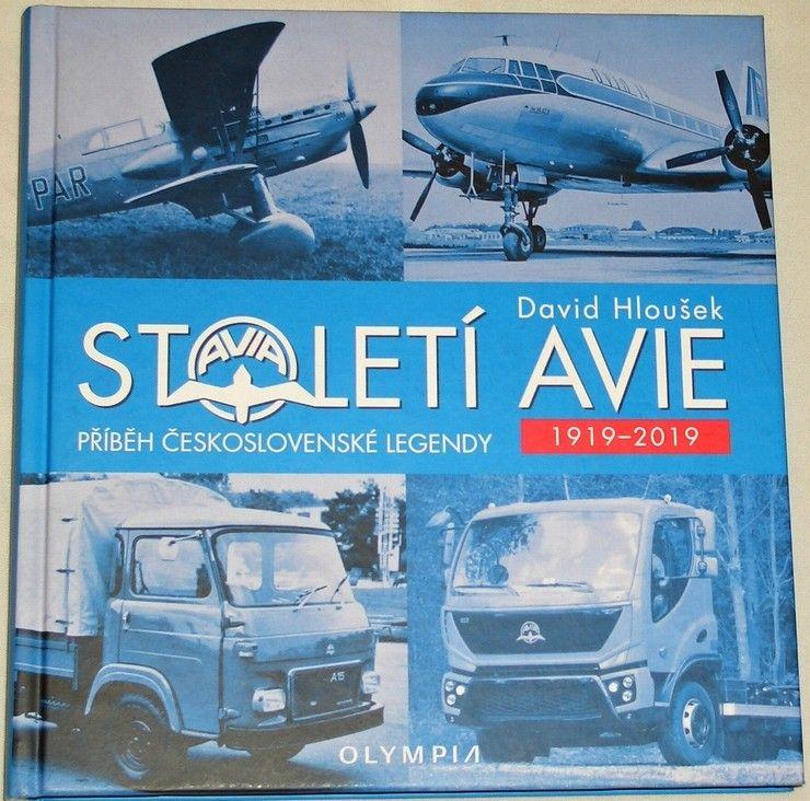 Hloušek David - Století Avie