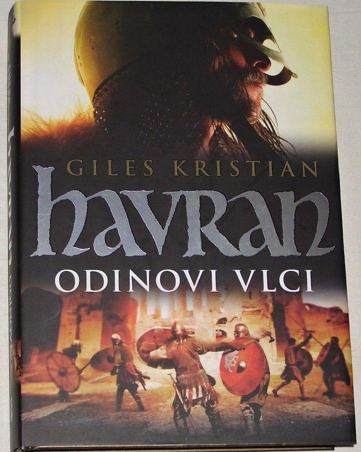 Kristian Giles - Havran: Odinovi vlci