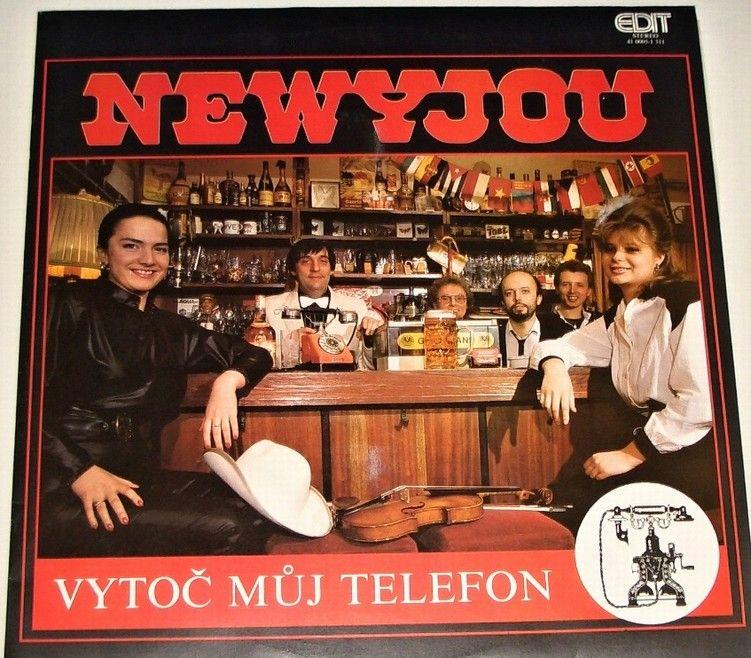 LP Newyjou - Vytoč můj telefon