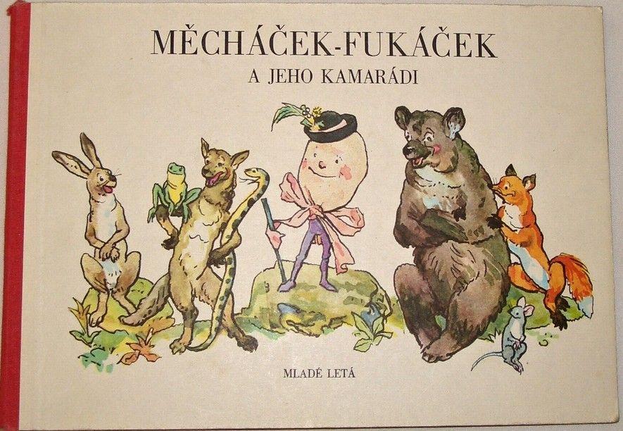 Měcháček - Fukáček a jeho kamarádi