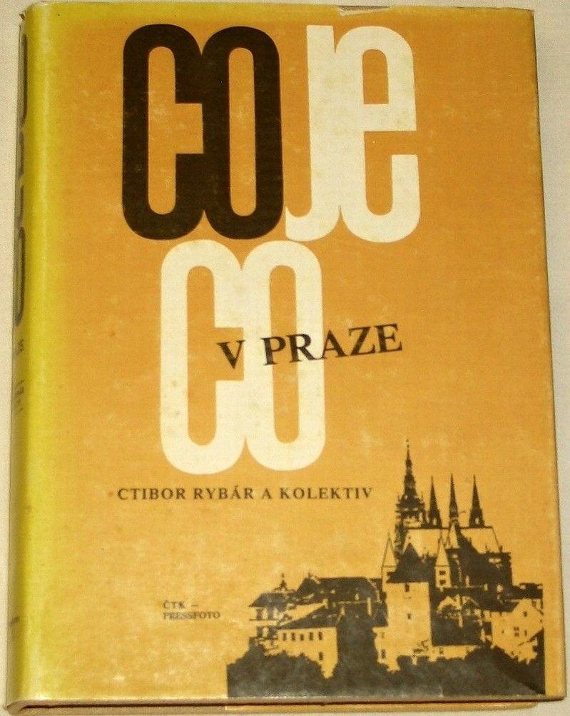 Rybár Ctibor - Co je co v Praze