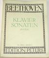 Beethoven - Klavier Sonaten (Pauer) I. díl