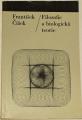 Čížek František - Filozofie a biologická teorie