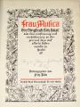 Jöde Fritz - Frau Musica