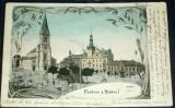 Kladno - náměstí 1904