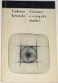 Kronski Tadeusz - Fašismus a evropská tradice