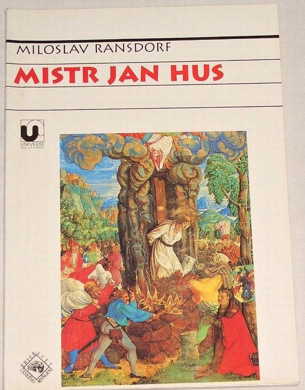 Ransdorf Miloslav - Mistr Jan Hus