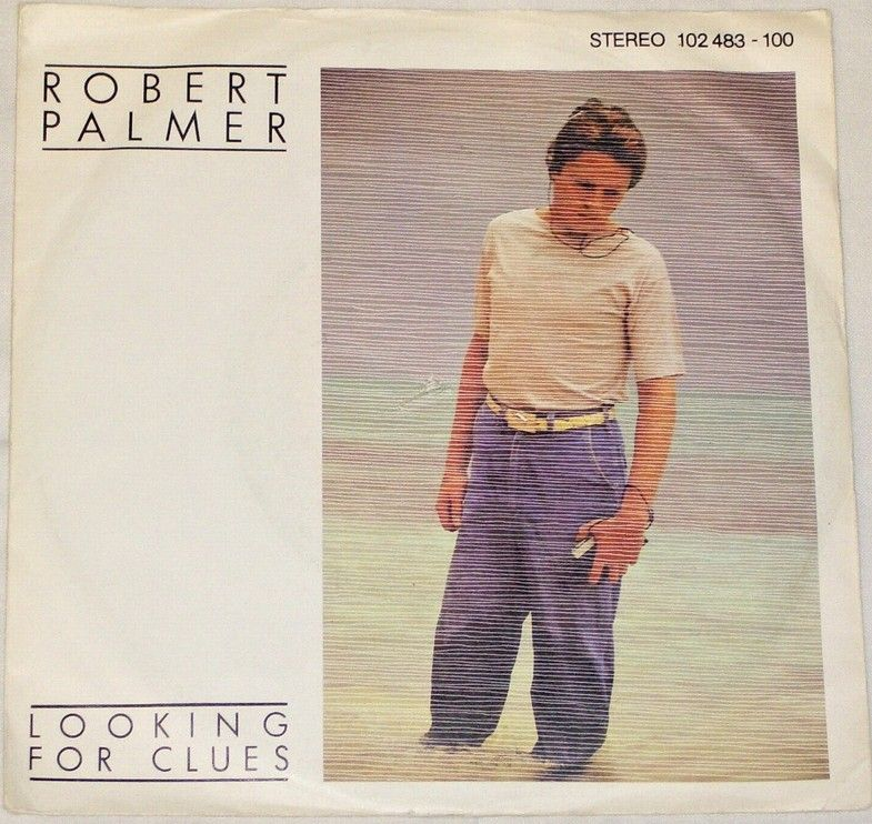 SP Robert Palmer - Looking for Clues, What Do You Care