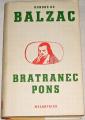 de Balzac Honoré - Bratranec Pons