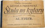 Fišer A. - Česko-hrvatská lidová a praktická škola na kytaru