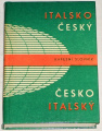 Hodr Václav - Italsko - český a česko - italský kapesní slovník