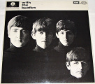 LP Beatles - With The Beatles