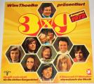 LP Wim Thoelke präsentiert 3x9  Ausgabe 1972