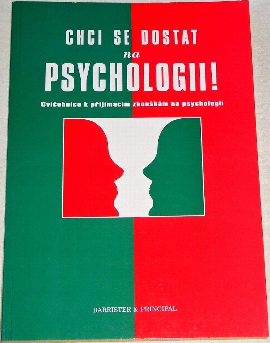 Pavlík Petr - Chci se dostat na psychologii!