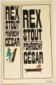Stout Rex - Pohřbený César