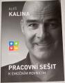 Kalina Aleš - Pracovní sešit k emočním rovnicím