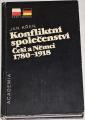 Křen Jan - Konfliktní společenství Češi a Němci 1780 - 1918