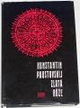 Paustovskij Konstantin - Zlatá růže