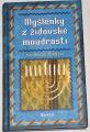 Schultz Nicholas - Myšlenky z židovské moudrosti
