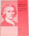 Zouhar Jan - Základy teorie státu a práva