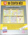 100 českých měst - Podrobné mapy českých měst