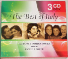3 CD  The Best of Italy - Al Bano & Romina Power, Drupi, Ricchi e Poveri