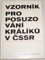 Fingerland Jaroslav - Vzorník pro posuzování králíků v ČSSR