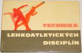 Kněnický Karel - Technika lehkoatletických disciplín