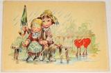 Láska v dešti - A. L. Salač
