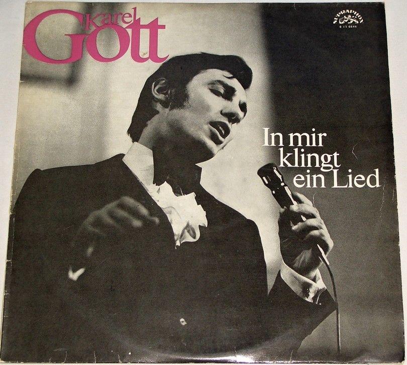 LP Karel Gott - In mir klingt ein Lied