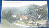 Osek u Duchcova  Zříceniny hradu Rýzmburk 1922