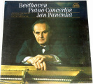 4 LP  Ludwig van Beethoven - Piano Concertos