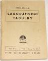 Andrlík Karel - Laboratorní tabulky