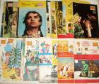 časopis Pionýr 1971 - 1975, směs čísel 27 ks