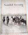 Deutsche Sankt Georg Sportzeitung, č. 2/1934, ročník XXXV