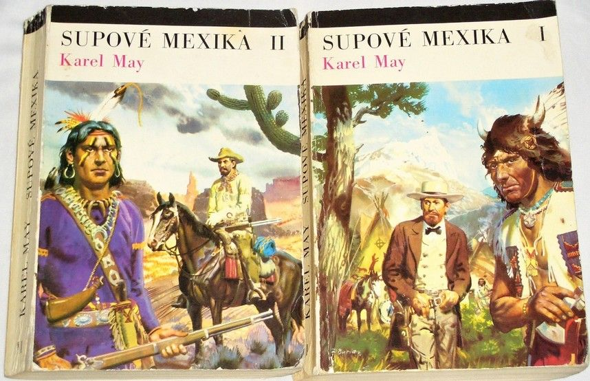 May Karel - Supové Mexika I. a II.