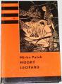 Pašek Mirko - Modrý leopard