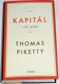 Piketty Thomas - Kapitál v 21. století
