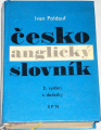 Poldauf Ivan - Česko-anglický slovník