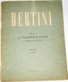 Bertini Henri - 25 snadných etud