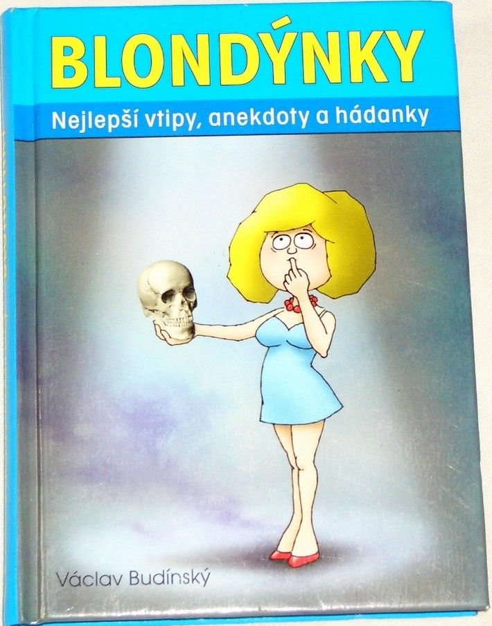 Budínský Václav - Blondýnky