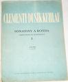 Clementi, Dusík, Kuhlau - Sonatiny a ronda I. (Piano)